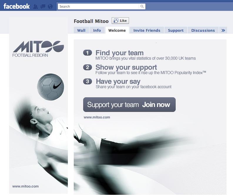 Mitoo Football Screenshot