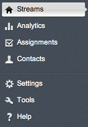 HootSuite Sidebar