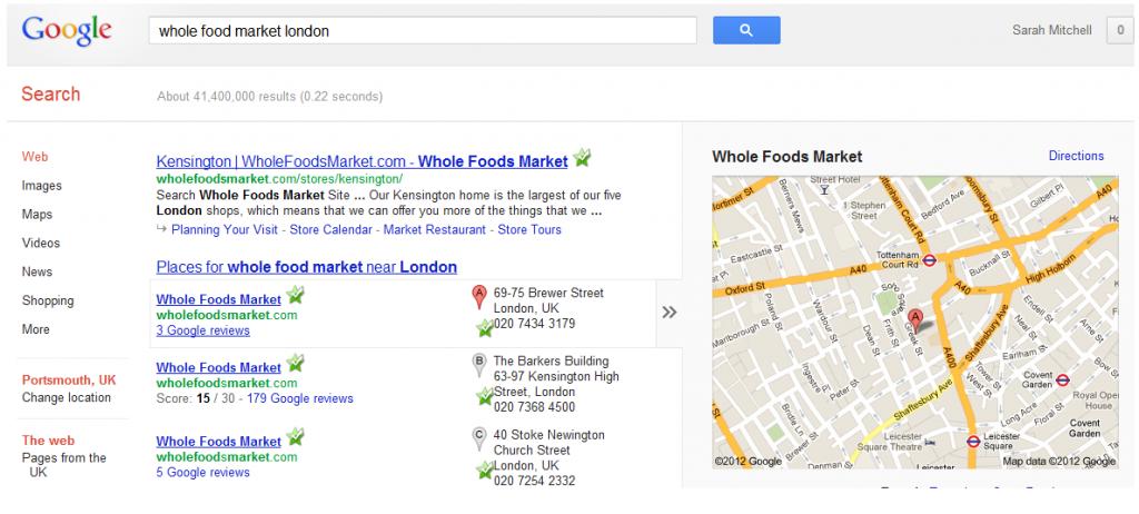 google+ places pages review
