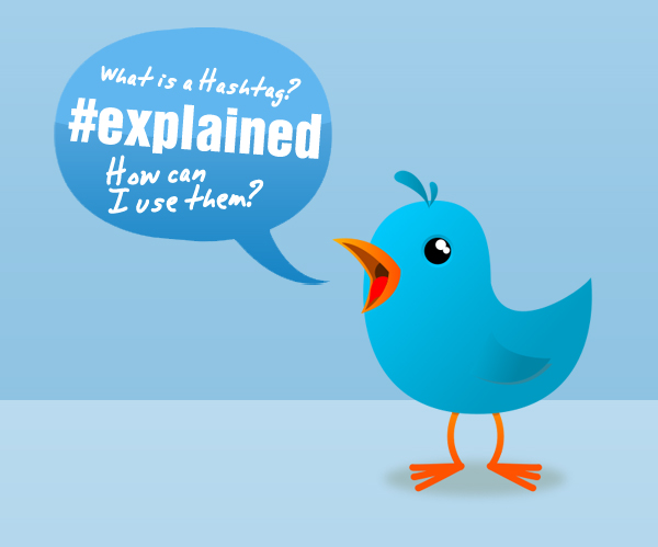 twitter hashtags explained