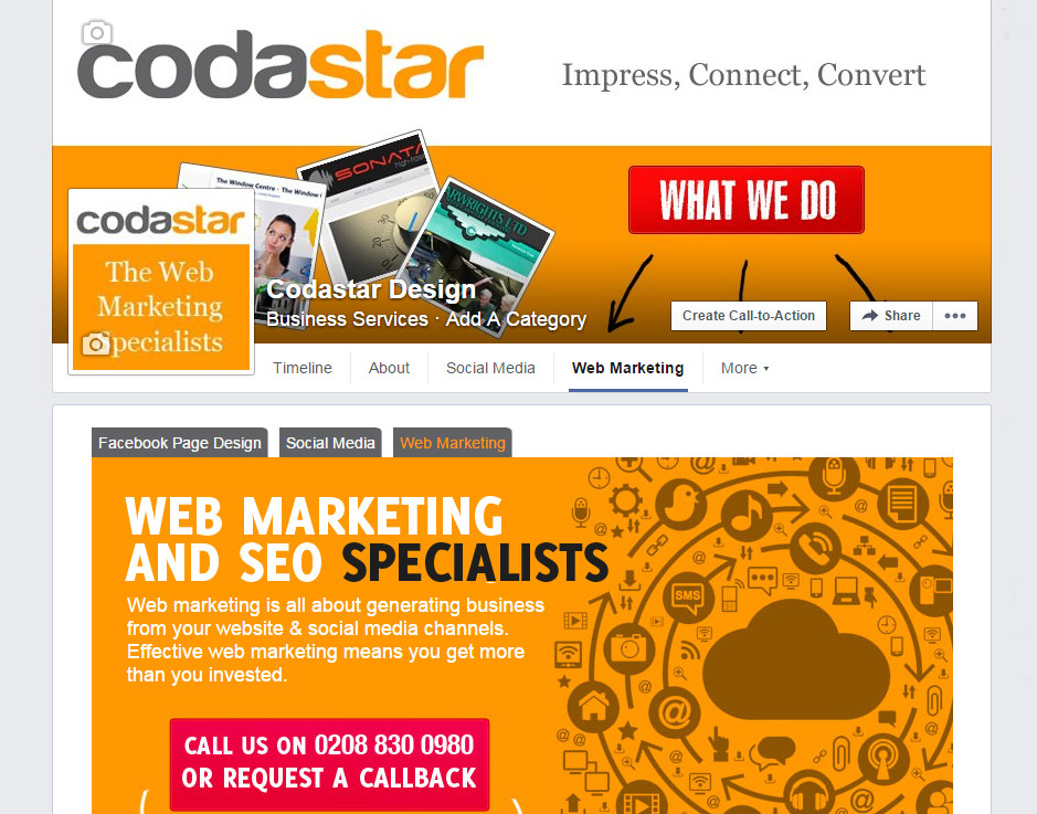 Codastar Web Design