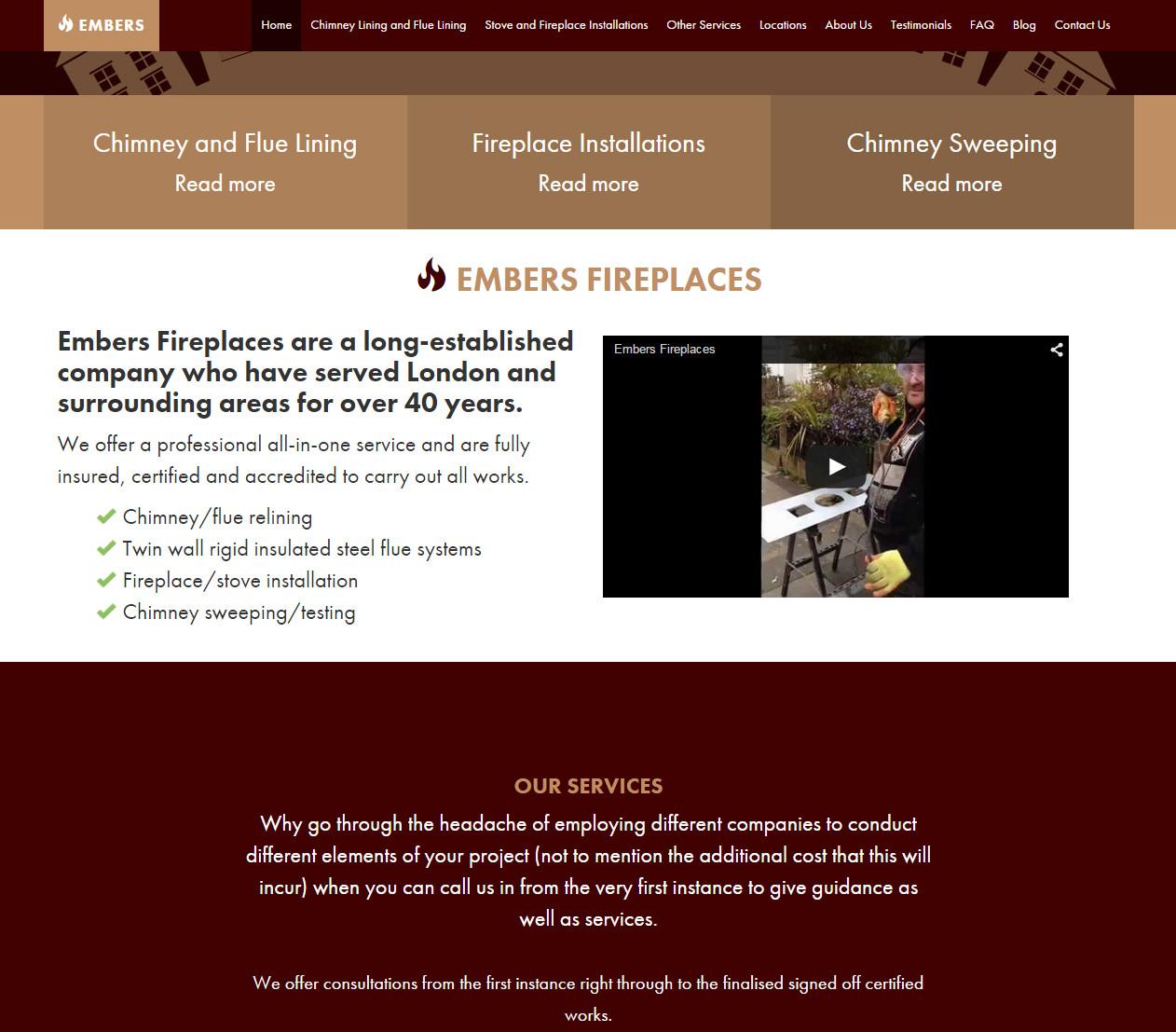 Codastar Responsive Website